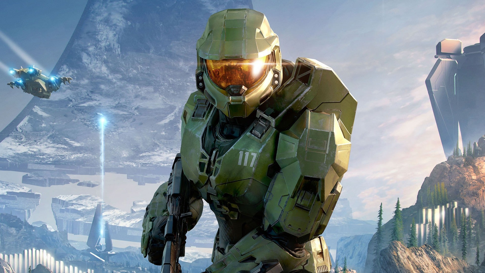 Master Chief motion actor hints at Halo Infiniterelease date