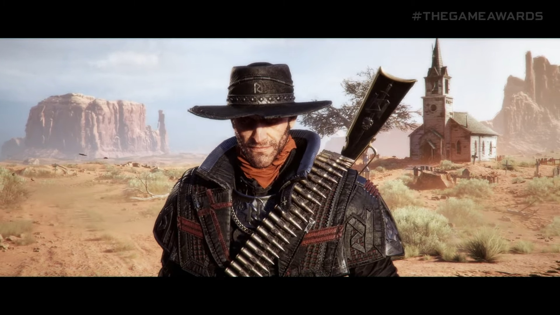 Evil West announced, is a Western with evil