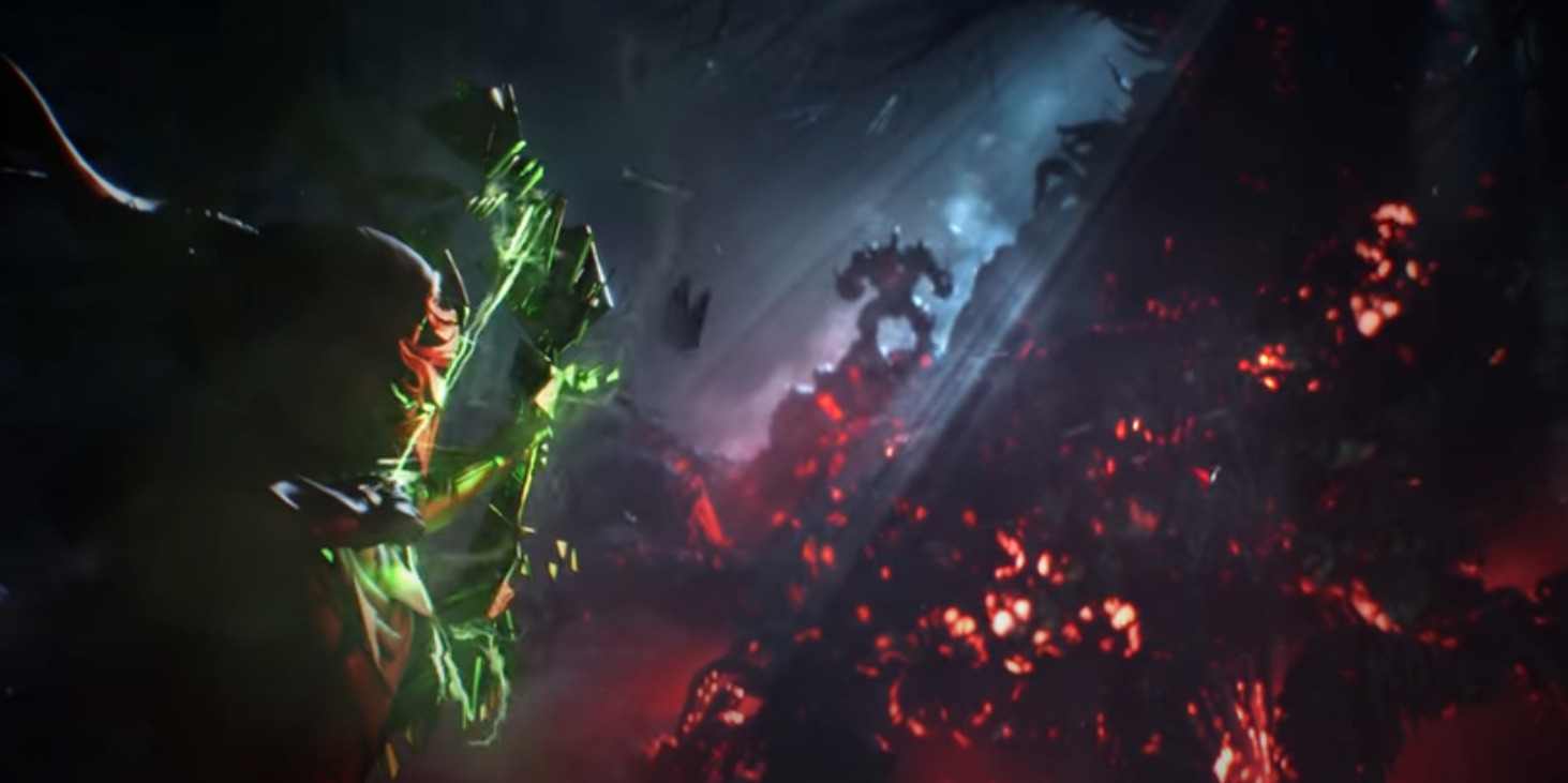 Dragon Age 4 Gets A New Teaser Trailer At The Game Awards, But Doesn't Show A Lot