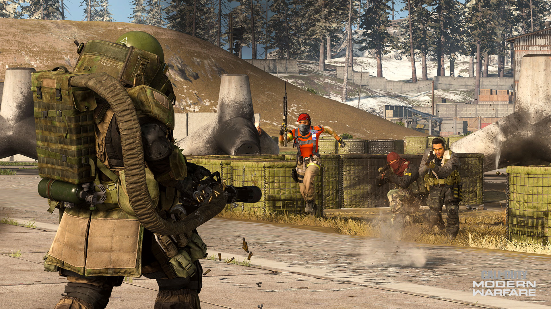 How to get a Juggernaut suit in the Call of Duty: Warzone bunkers