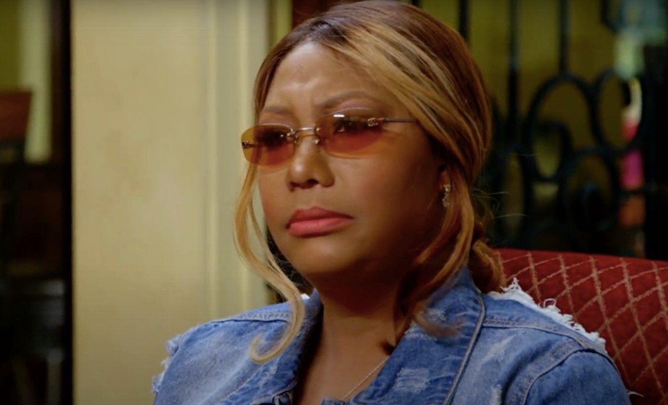Traci Braxton Surprises Fans With A Movie She Worked On At The Beginning Of This Year