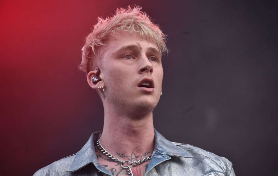 Machine Gun Kelly Says Therapy For Drug Abuse Has Been So Helpful