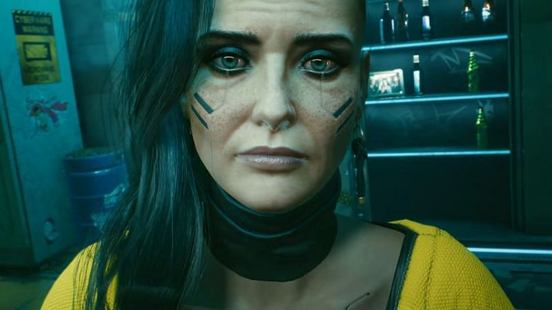 Cyberpunk 2077 launch trailer secret message hints at future expansions