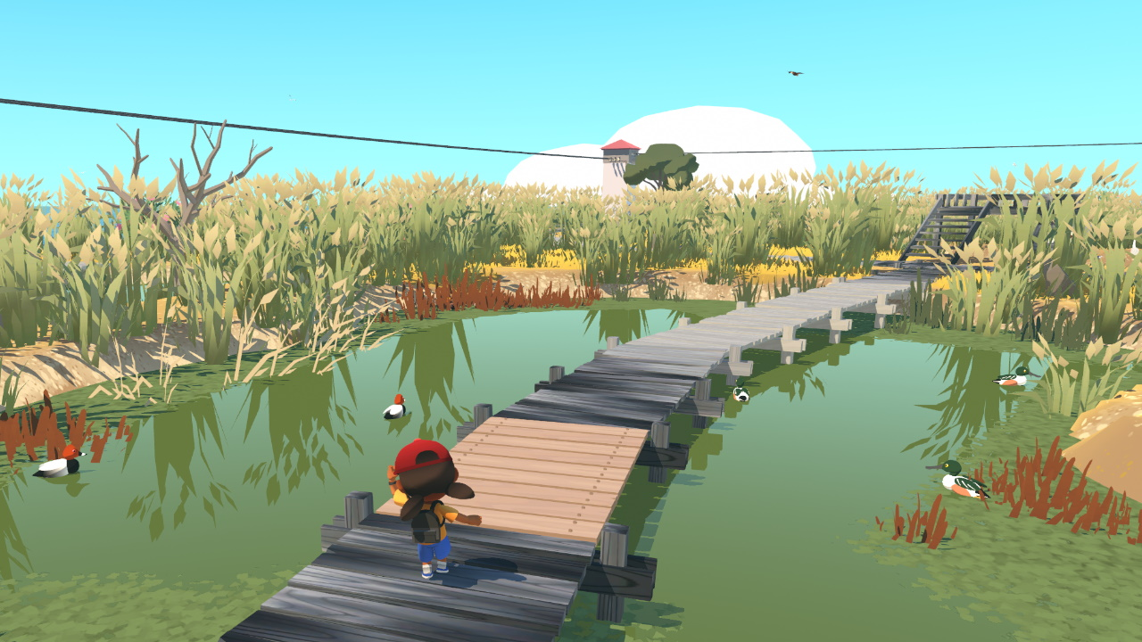 Alba: A Wildlife Adventure review — The comfiest game of 2020