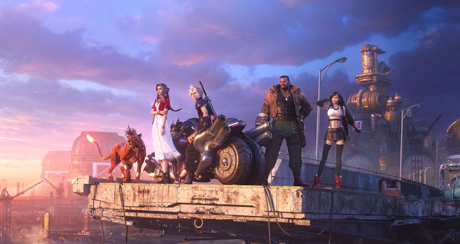Final Fantasy 7 Remake Takes Home Best RPG And Best Score And Music Awards At The Game Awards 2020