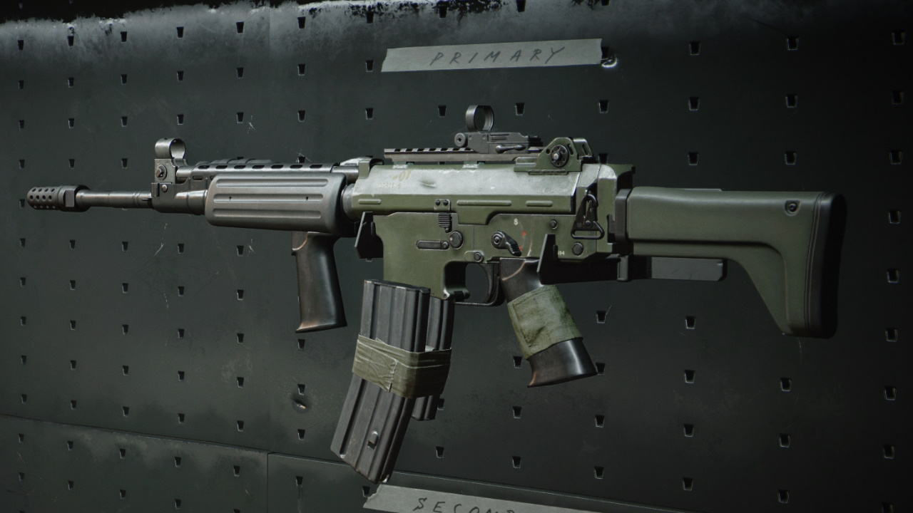 The best Call of Duty: Black Ops Cold War Krig 6 loadout