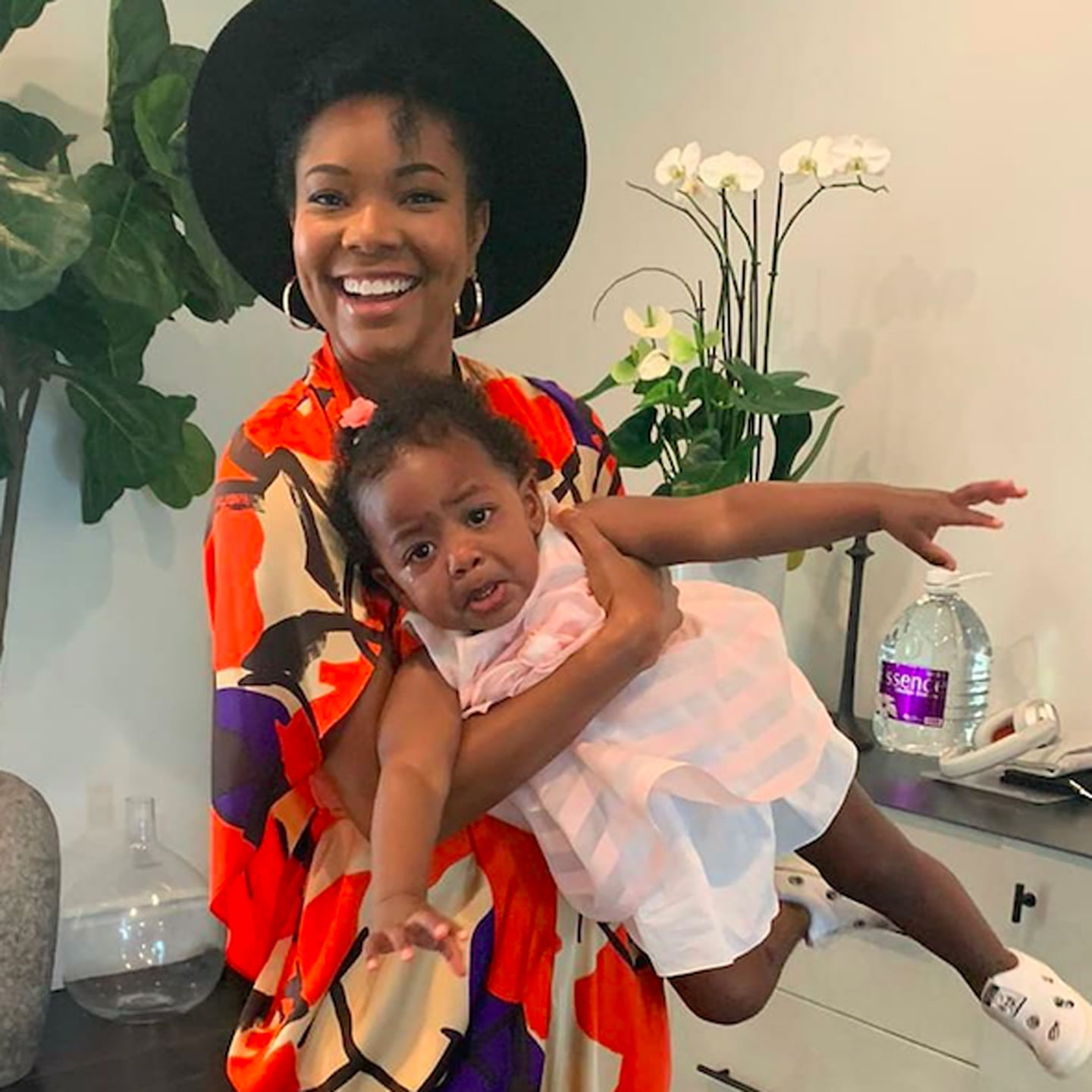 Gabrielle Union Shares Rare Photos Of Her Daughter, Kaavia James Smiling – See Them Here!