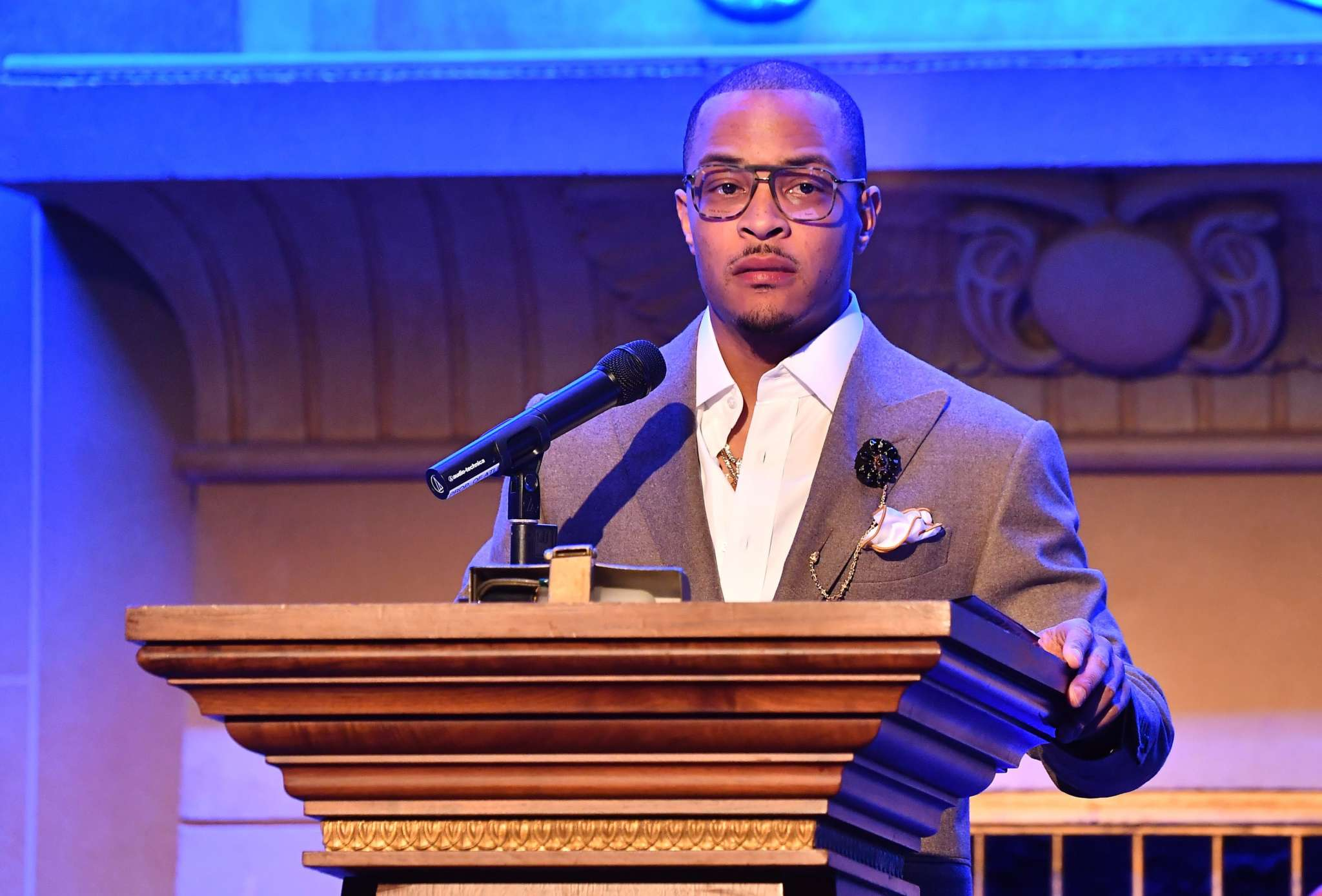 T.I. Impresses Fans With This Post About The 'Divide And Conquer Mechanisms'
