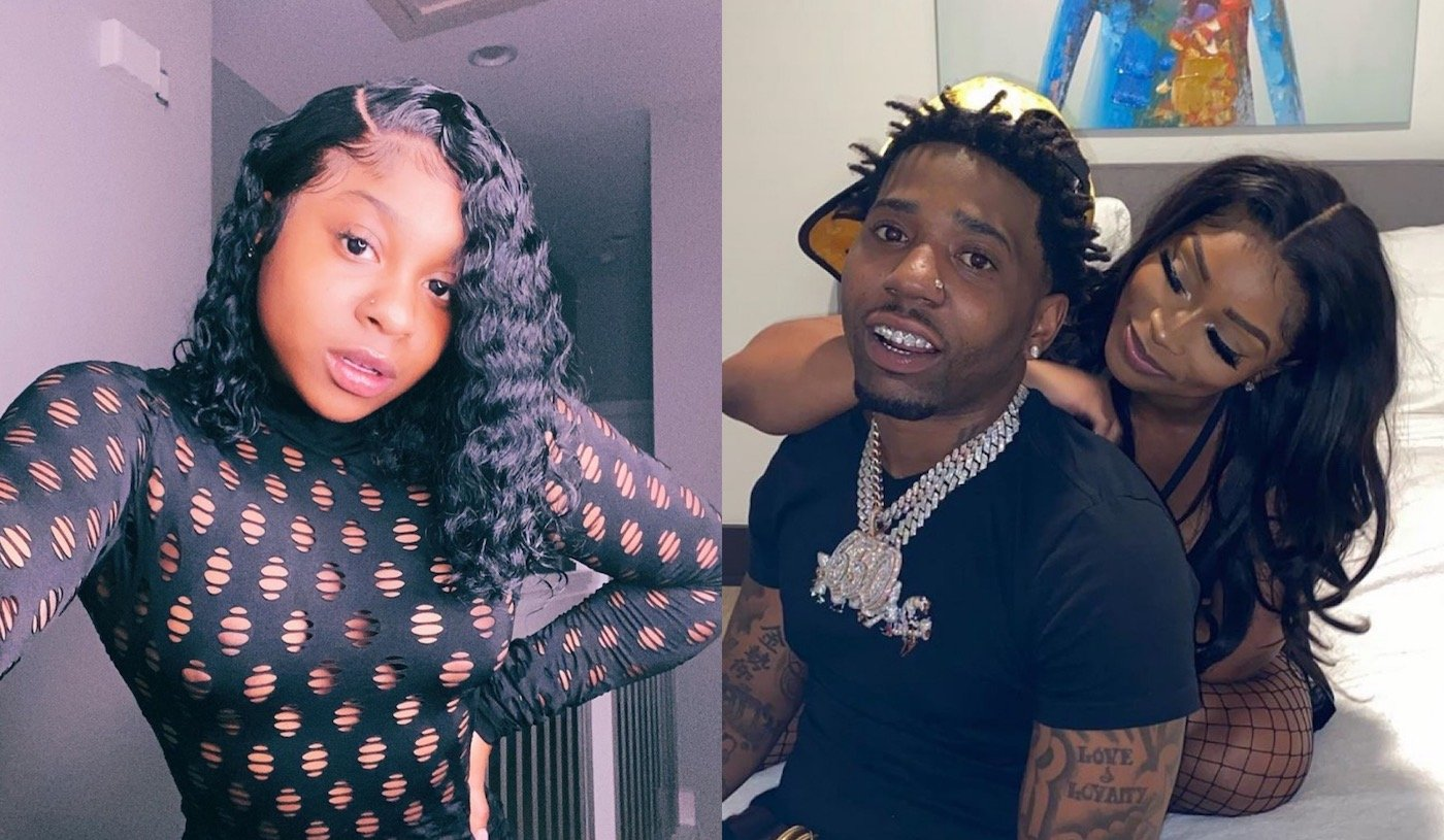 Reginae Carter Confirms YFN Lucci Is Her Boyfriend Again – He Threw Her The Massive Controversial Birthday Party