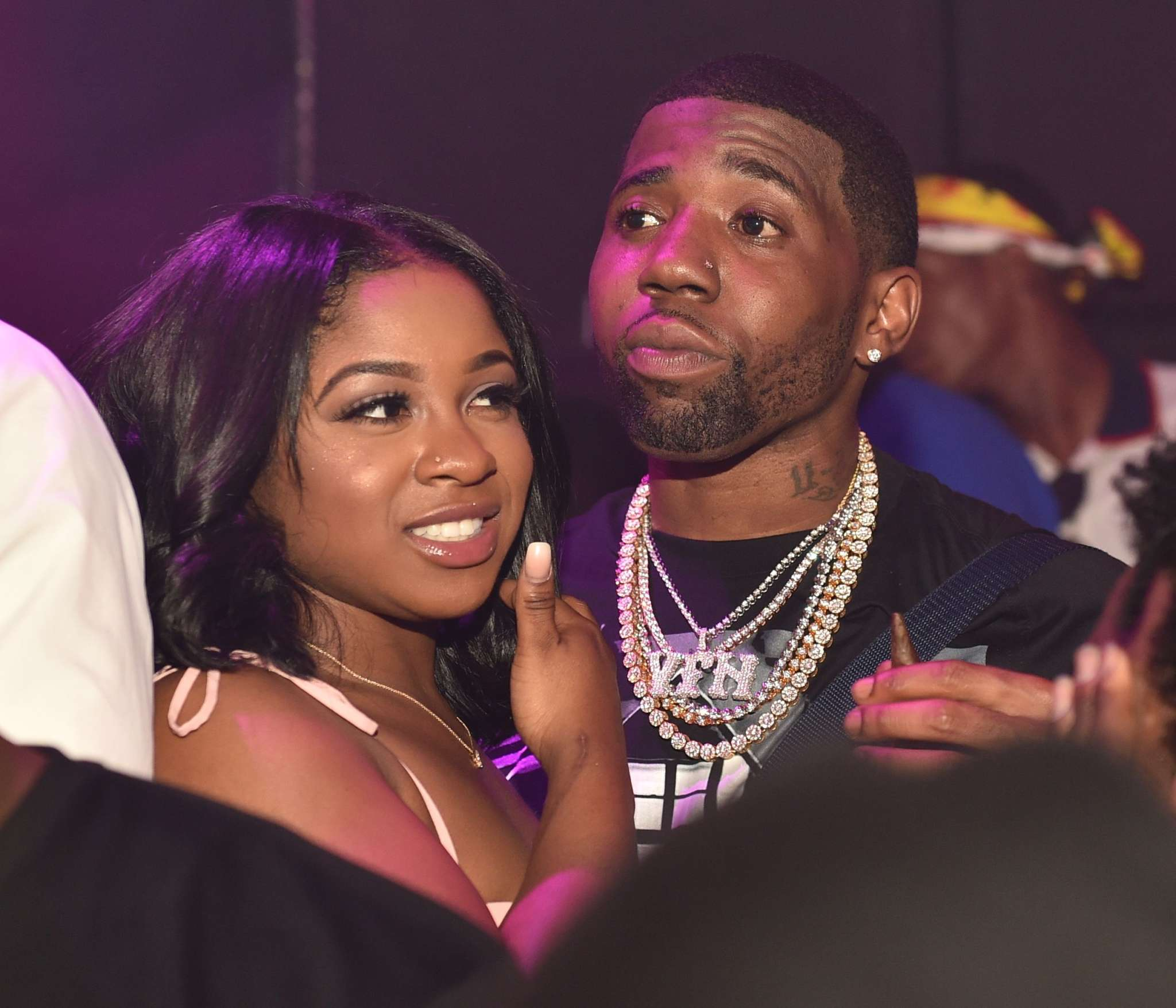 Reginae Carter Responds To Critics Dragging Her Romance With YFN Lucci!