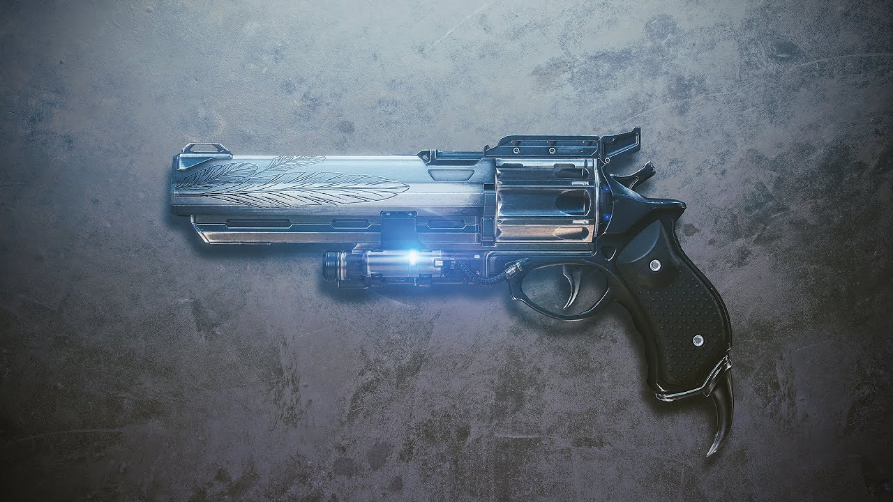 Destiny 2 — How to get Hawkmoon and all feathers
