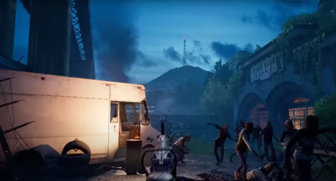 Back 4 Blood Received Its First Gameplay Trailer At The Game Awards 2020