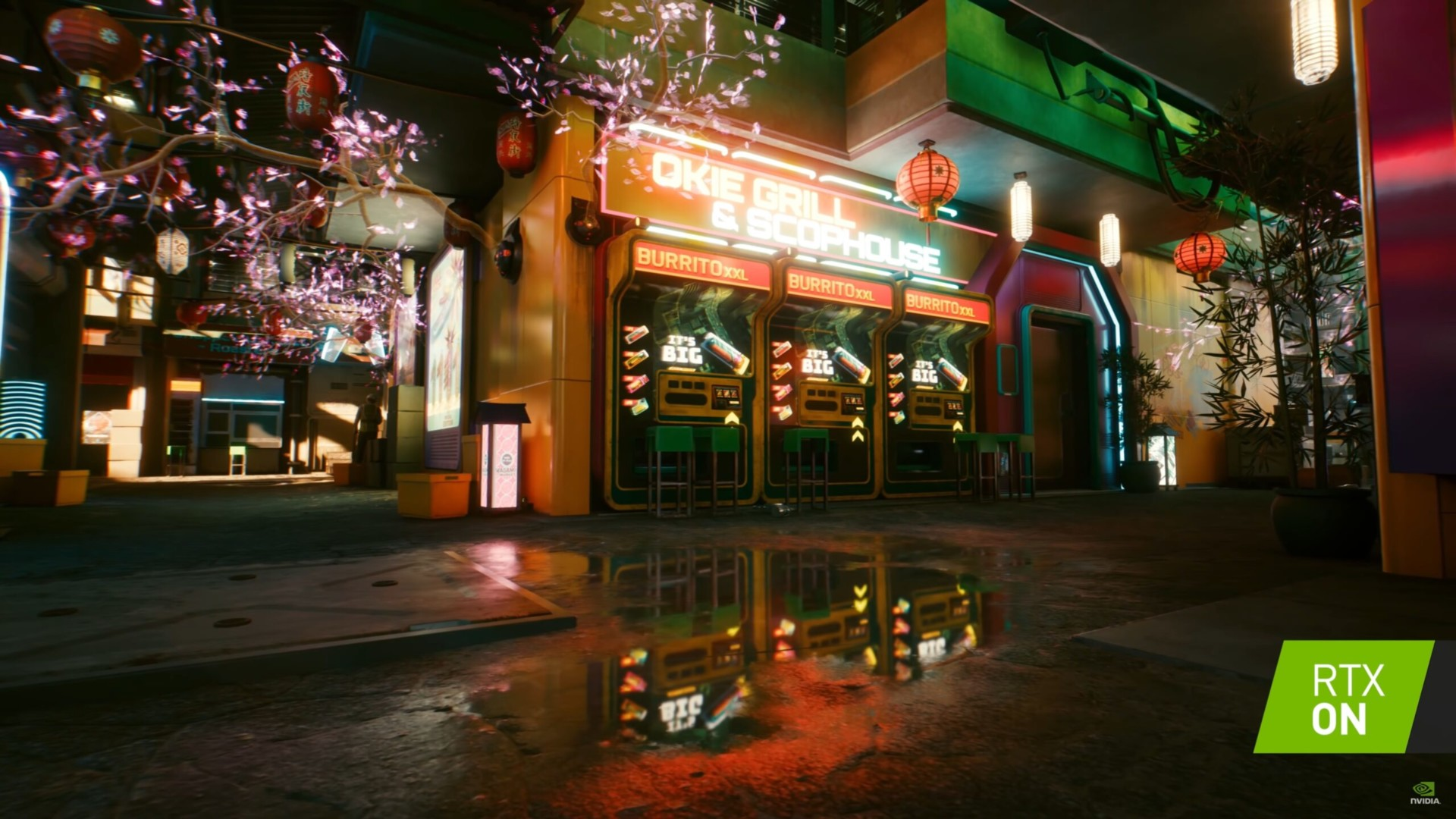 Nvidia releases driver for Cyberpunk 2077, along with performance details