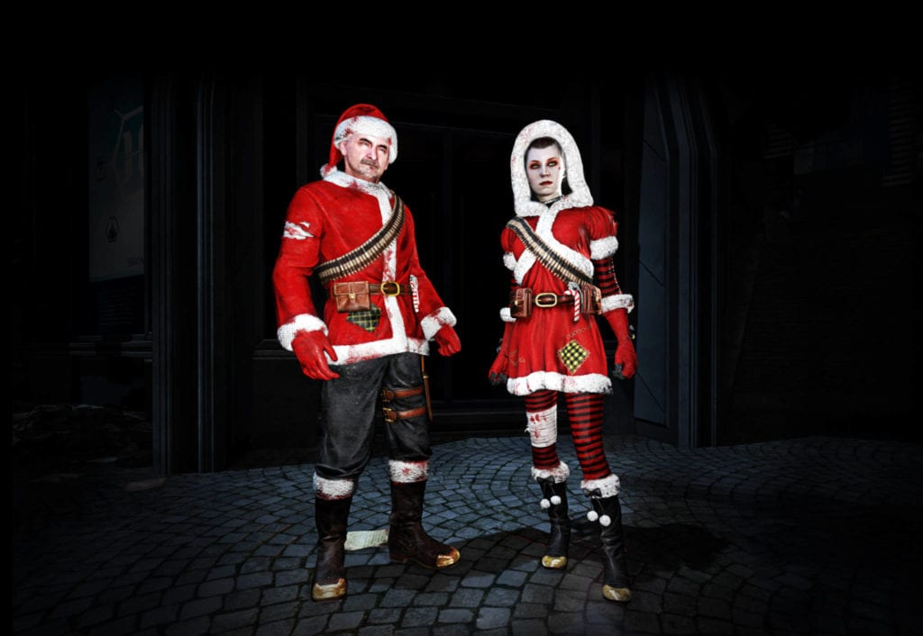 Killing Floor 2 Christmas Crackdown update brings new map, cosmetics and more