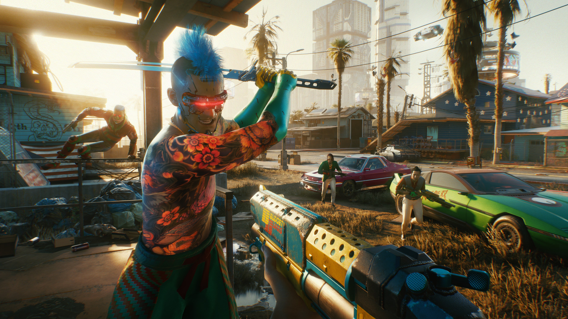 Cyberpunk 2077 skills guide: The best attributes and perks