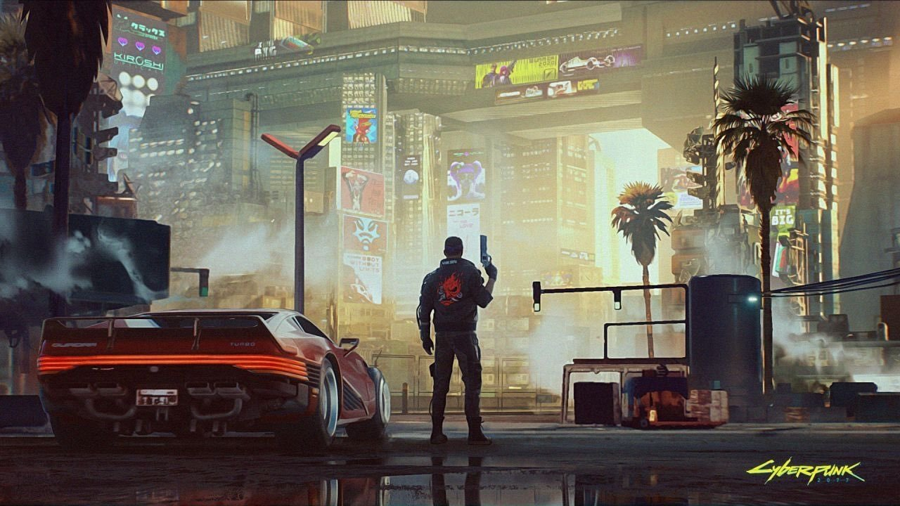 Where the hell is our Cyberpunk 2077 review?