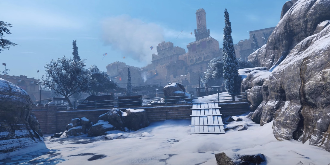 Insurgency: Sandstorm winter update brings the snow with new Bab map