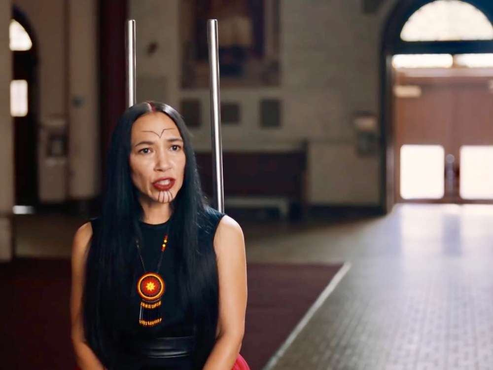 Pochahontas Voice Actress Irene Bedard Nabbed Twice By The Police In 72 Hours
