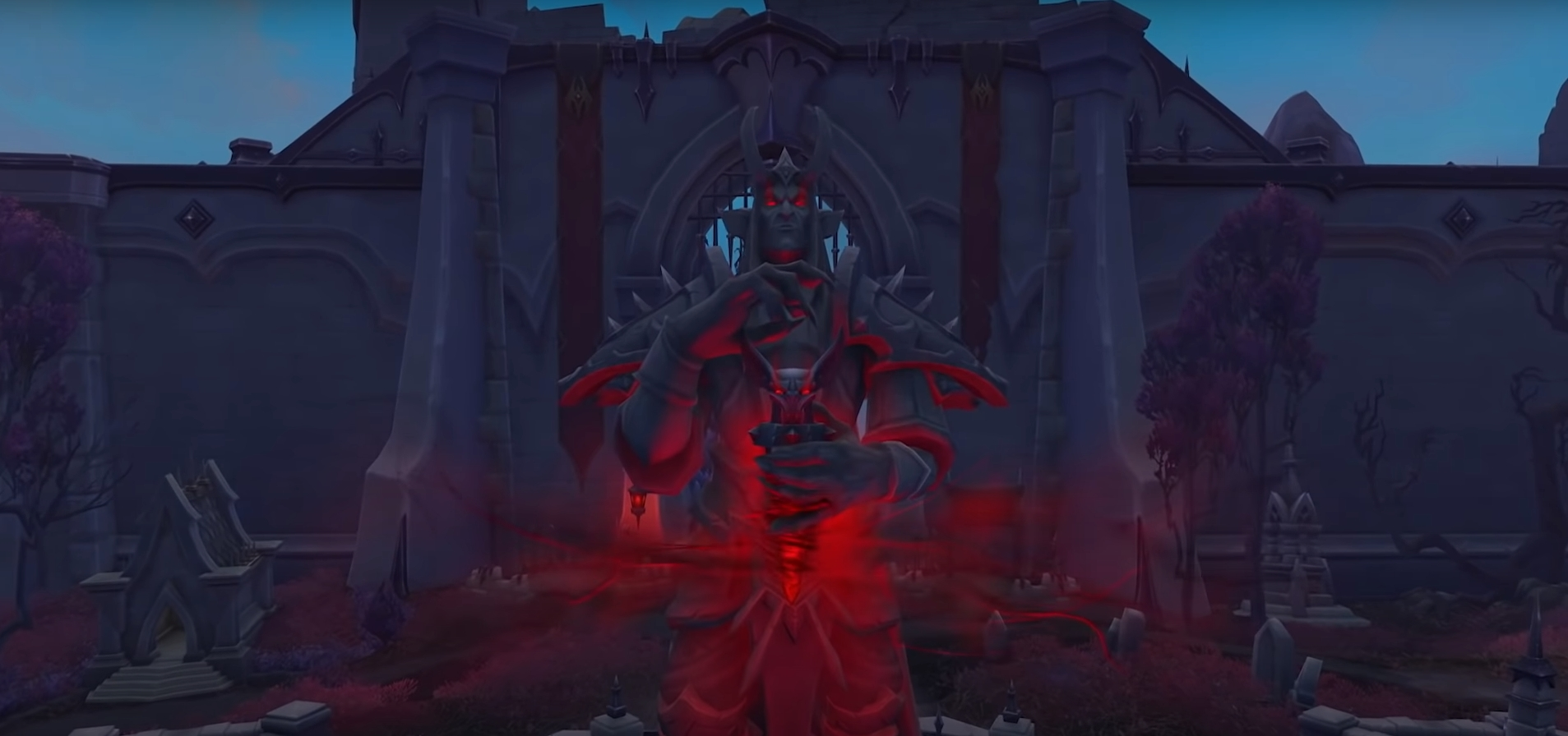 Grabbing The Endmire Flyer Mount From Revendreth In World Of Warcraft: Shadowlands