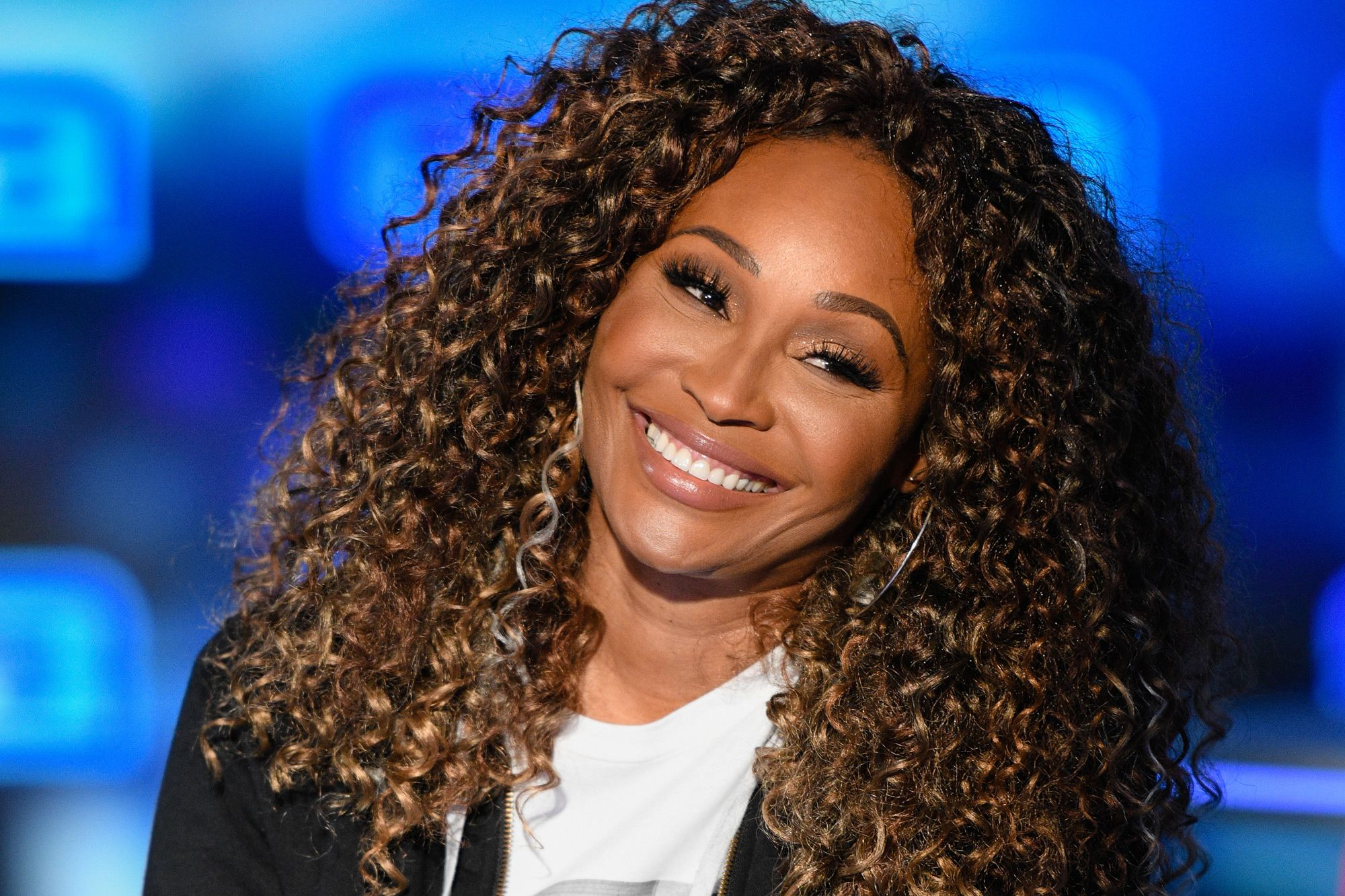 Cynthia Bailey Shares A Clip From RHOA's Behind The Scenes – Check Out Her Confessional Look