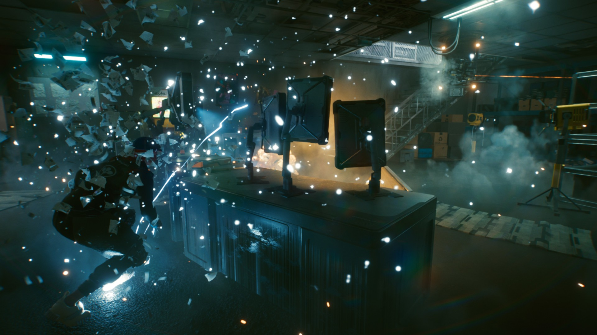 Cyberpunk 2077: The best Crafting and Engineering perks