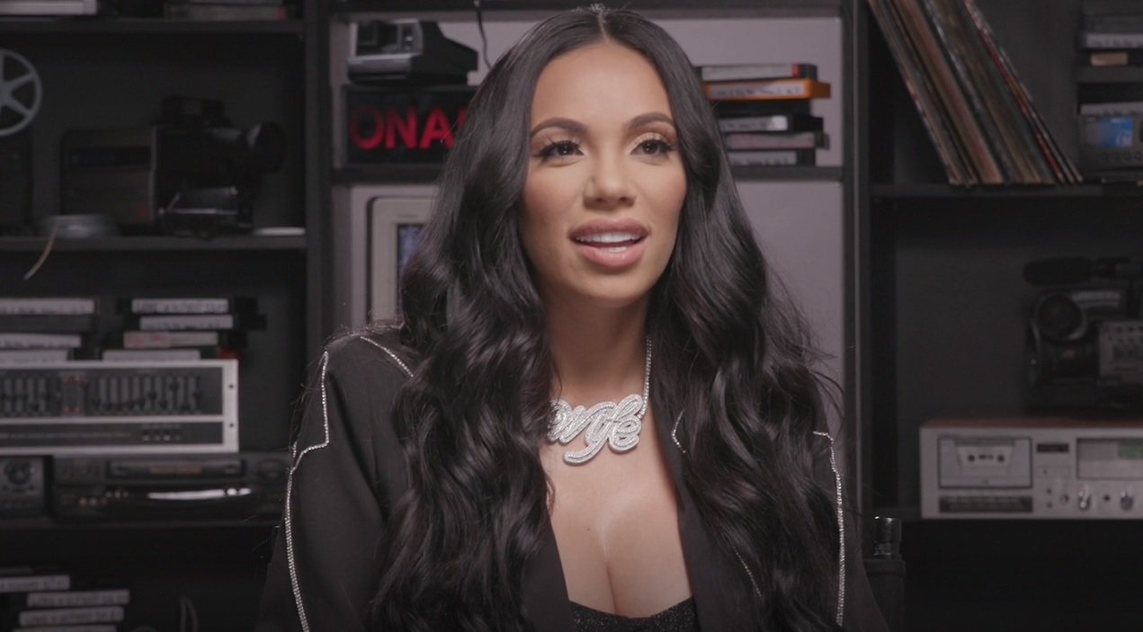 Erica Mena Poses In A Fire Outfit, And Fans Are Here For The Hot Look