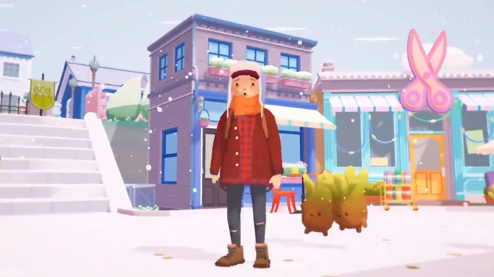 Winter is coming in the new Ooblets seasonal update