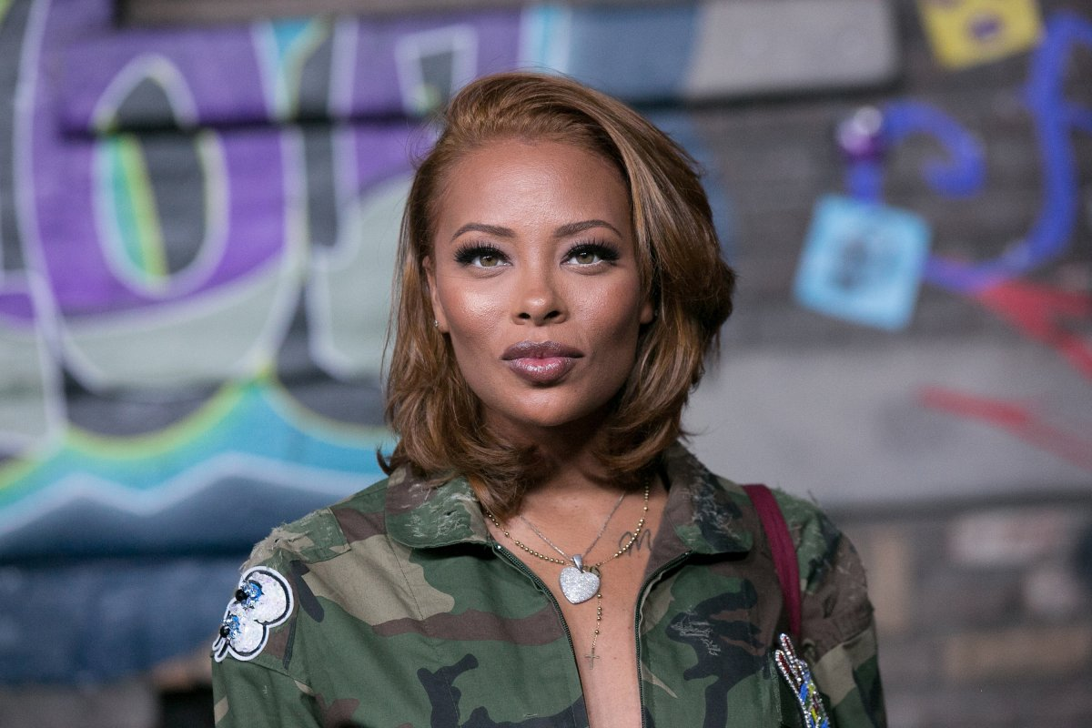 Eva Marcille Shares A Throwback Photo That Has Fans Praising Her Look