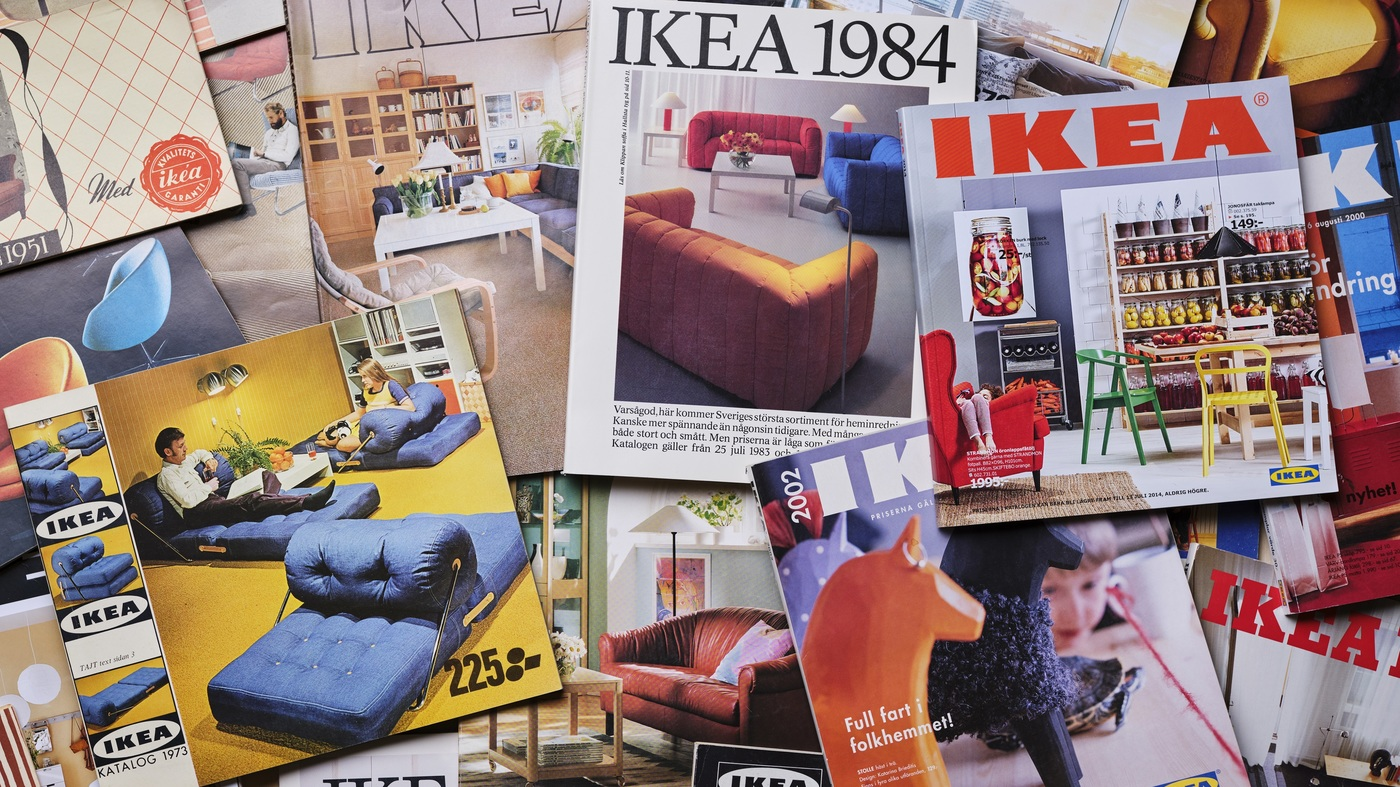 'Emotional But Rational': IKEA Discontinues Its Long-Running Catalog