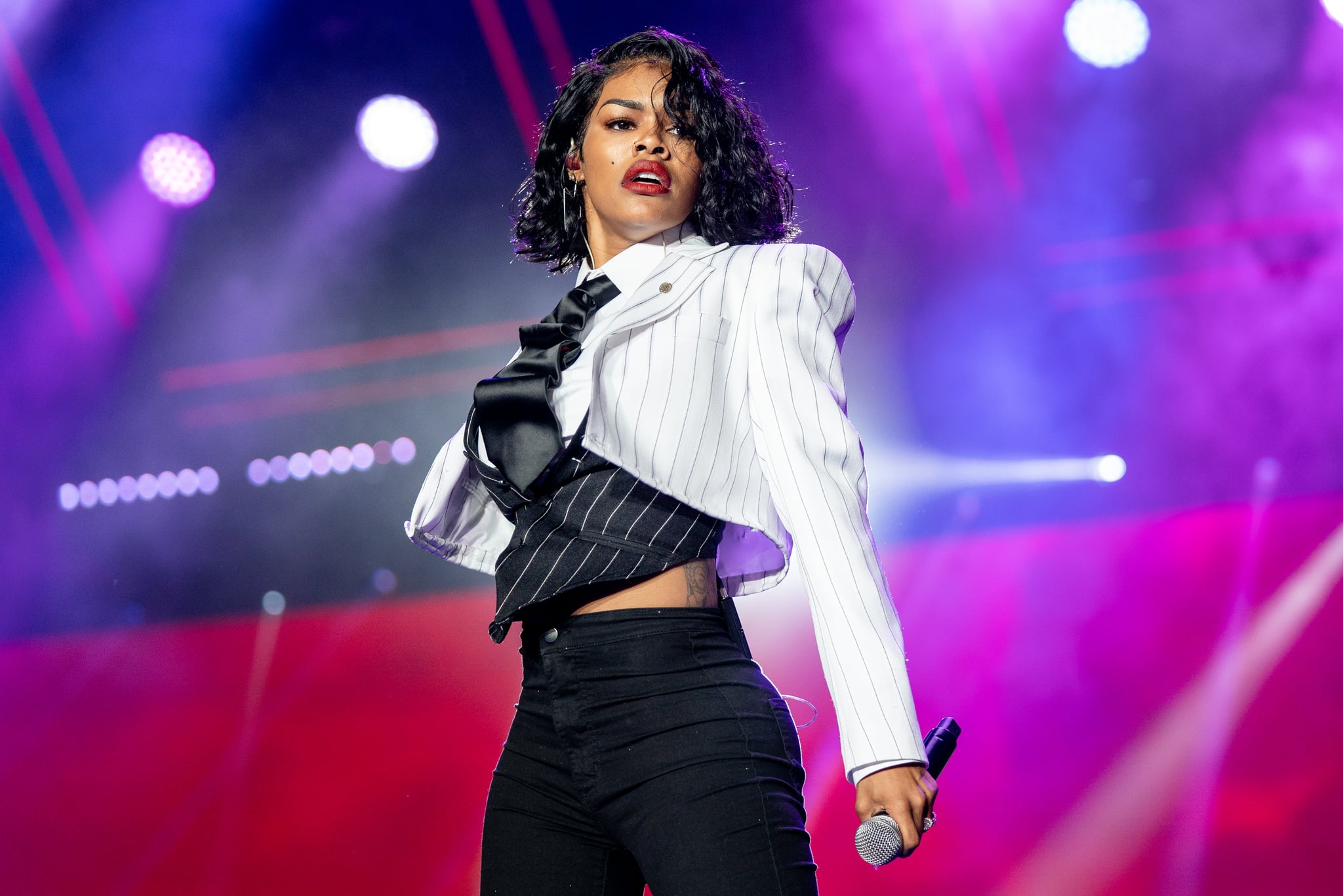 Teyana Taylor Clarifies Her Decision To Leave Music – See Her Video