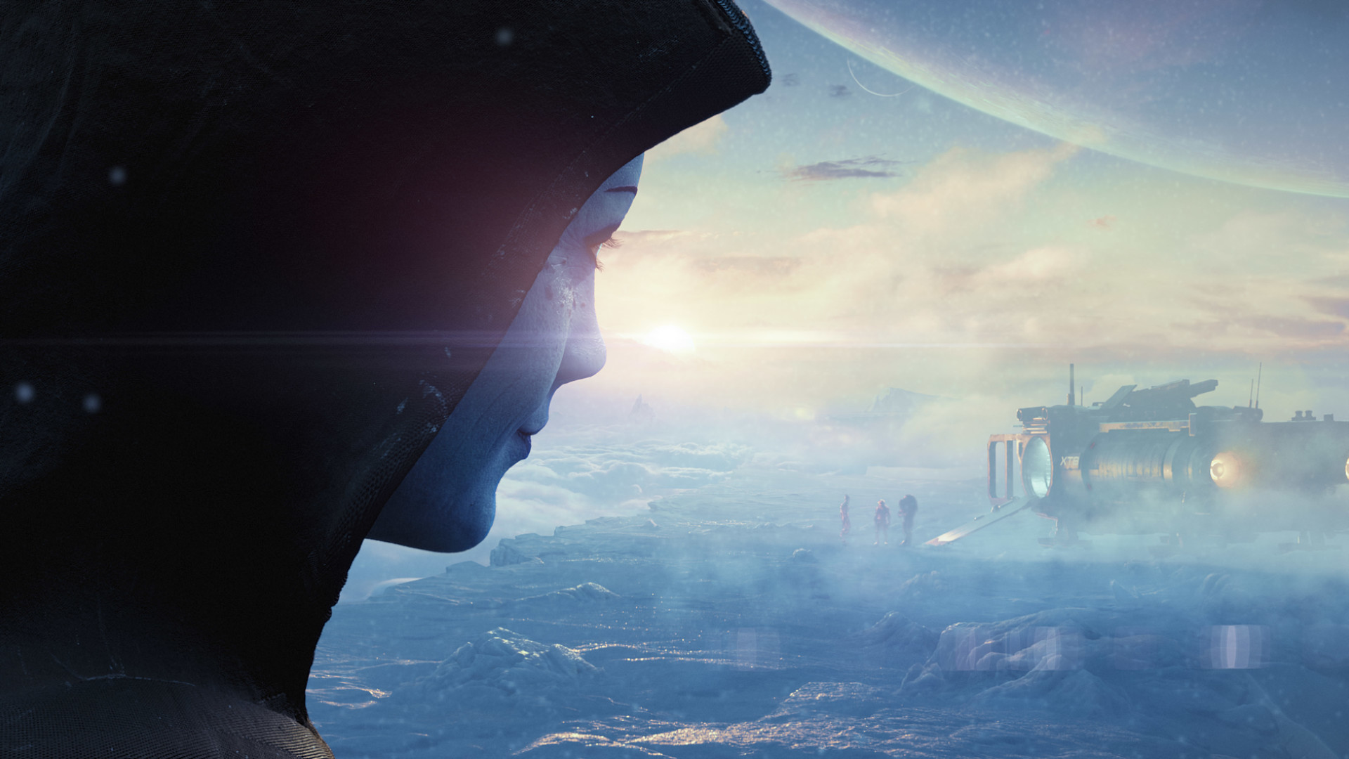Veteran Mass Effect developers are returning for the new entry