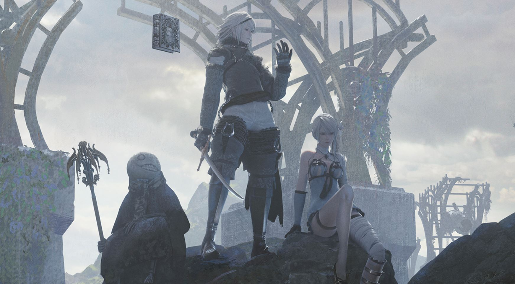 Square Enix shows off some gameplay of Nier: Replicant
